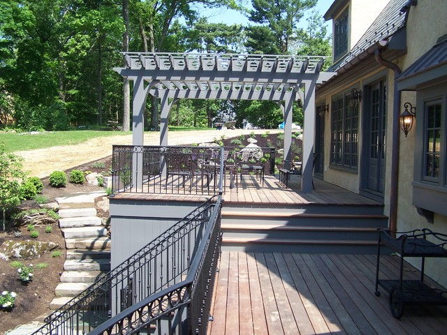 Westchester Turret traditional-deck
