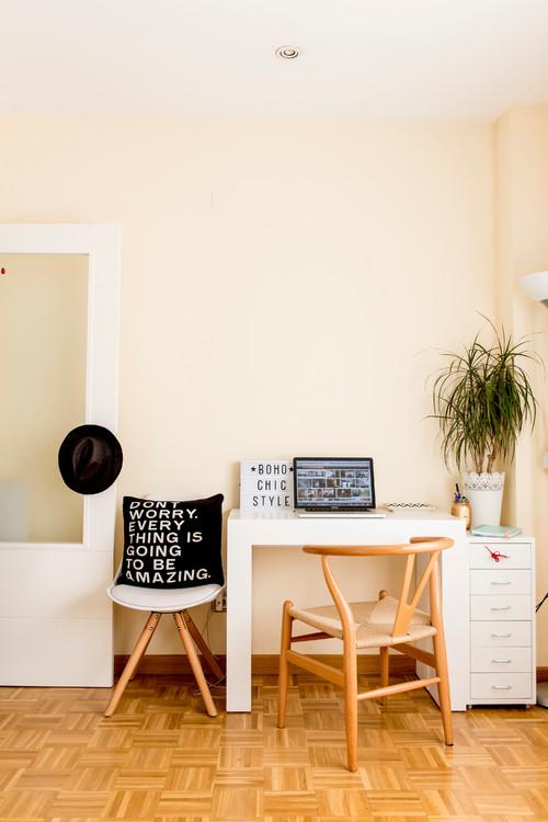Casa de una bloguera