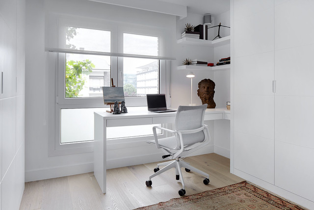 Piso en zarautz contemporary home office other by - Piso en zarautz ...