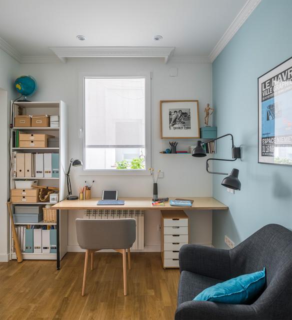 Dormitorios juveniles: 13 escritorios para empezar bien el curso 10