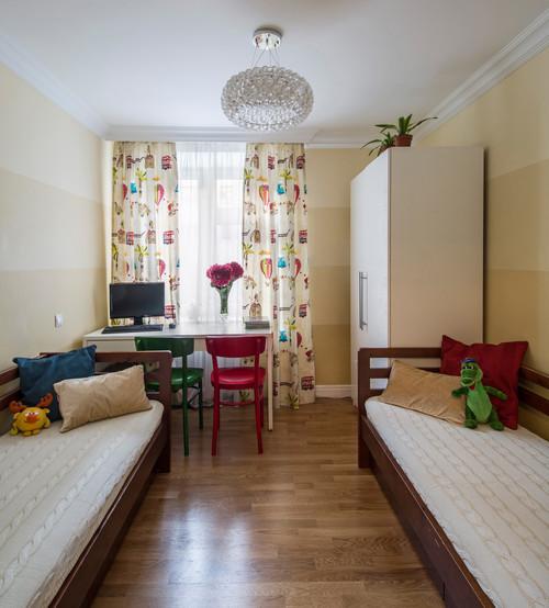 skandinavskiy detskaya - 4 квартиры, в которых вы не узнаете хрущевку