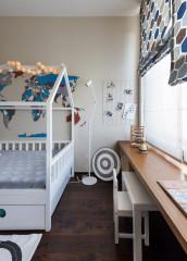 Проект недели: Очень бюджетная детская для мальчика 2-х лет