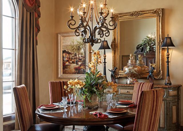 105 Golden Bear mediterranean-dining-room