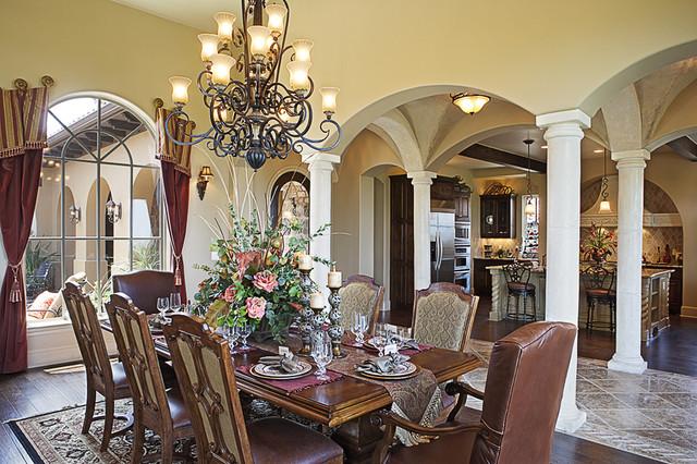 110 Golden Bear mediterranean-dining-room