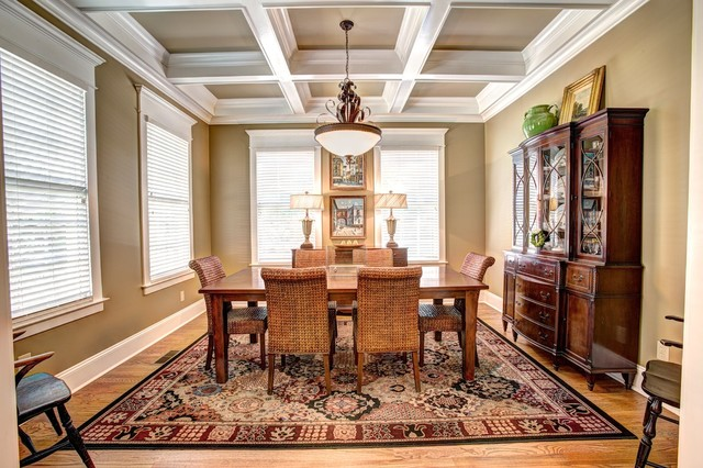 115 Sturdivant Street in Historic Downtown Madison, AL traditional-dining-room