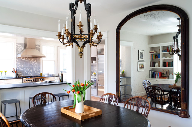 11th St Traditional Dining Room Dc Metro By