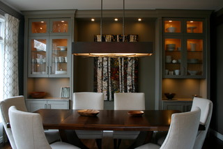 12-0104-S - Dining Area - Contemporary - Dining Room ...