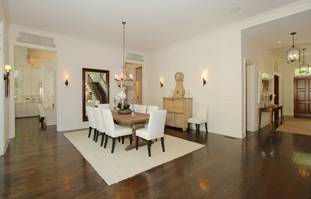 124 North Gunston Drive traditional-dining-room