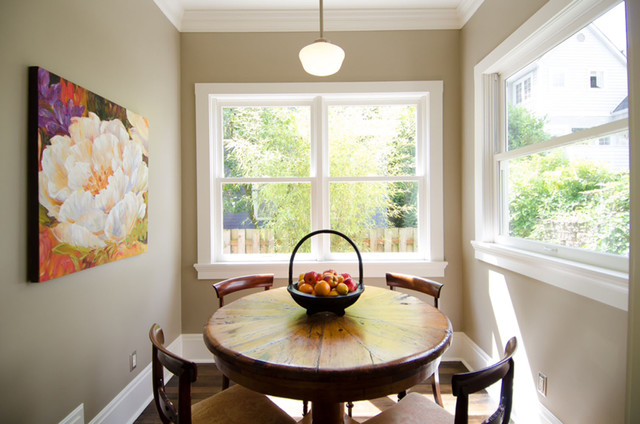 13 Portland Oregon Historical Colonial Circa 1900 Traditional Dining Room Portland By