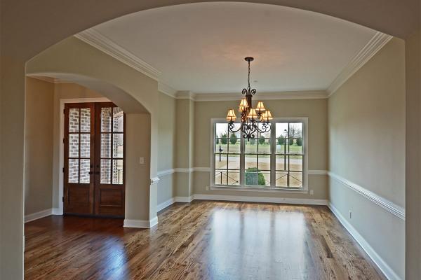 150 Clover Ridge rustic-dining-room