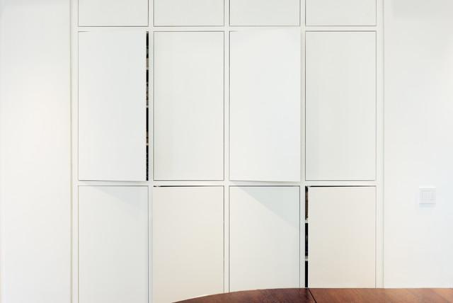170 East End Avenue - Duplex Maisonette Condo contemporary-dining-room
