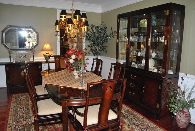 1897 Powells Landing Circle traditional-dining-room