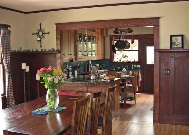1912 Bungalow Kitchen Remodel