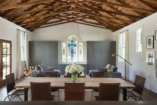 Transitional Dining Room By Mill Valley Interior Designers DecoratorsHSH Interiors