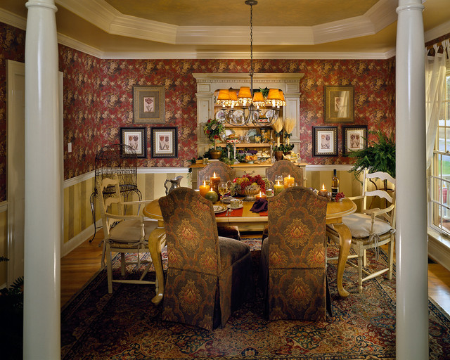 1999 Showcase traditional dining room
