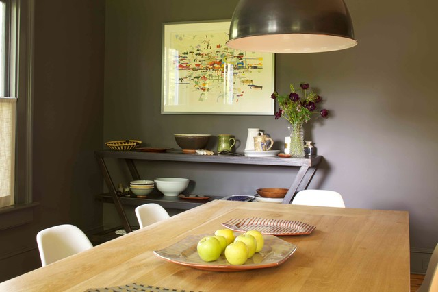 19th Century Farmhouse Renovation; updated photos by Mick Hales farmhouse-dining-room