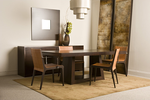 20 89 cubisto dining table contemporary dining room