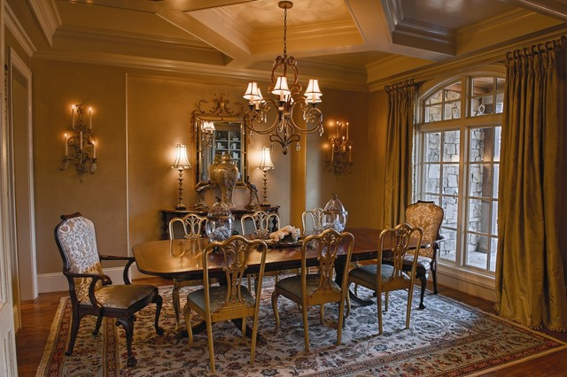 2009 Inspiration Home Traditional Dining Room Other