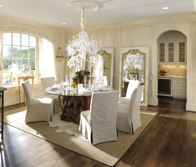 2017 Southern Living Showcase Home Traditional Dining