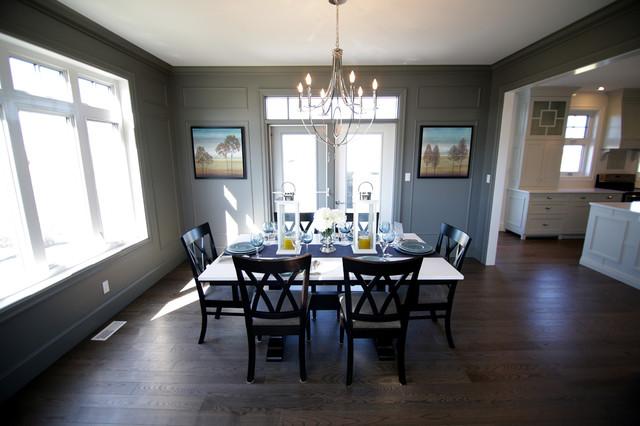 2012 Manitoba Fall Parade of Homes traditional-dining-room
