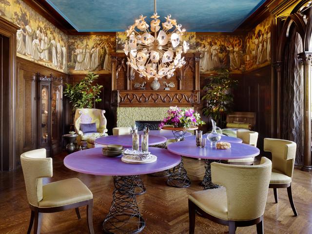 2012 san francisco designer showcase dining room for Dining room showcase
