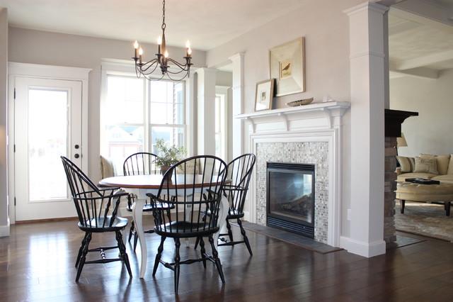 2012 VHBA - Winter Wonderland of Homes traditional-dining-room
