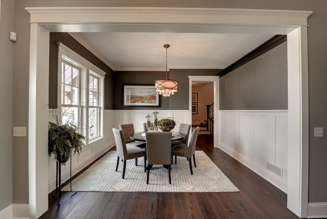 2013 Luxury Home Inver Grove Heights Traditional Dining Room Minneapolis By Highmark