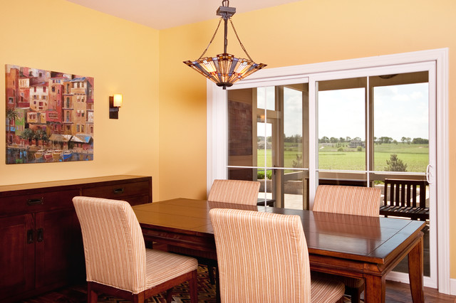 2013 Parade Home traditional-dining-room