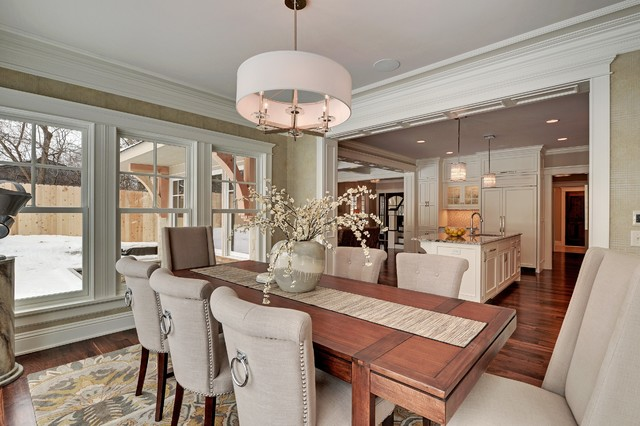 2013 parade of homes dream house for Homes without dining rooms