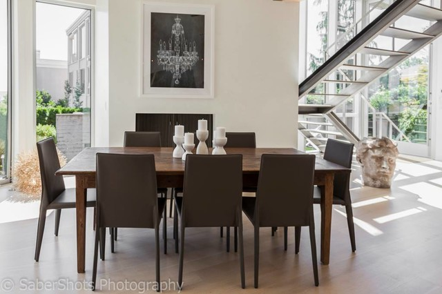20140801 Staging Queen Anne Modern Modern Dining Room Other Metro By