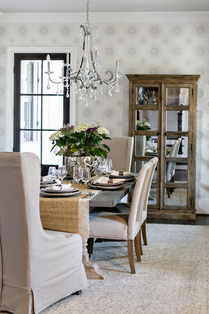 2016 southern living showcase home for Southern living dining room ideas