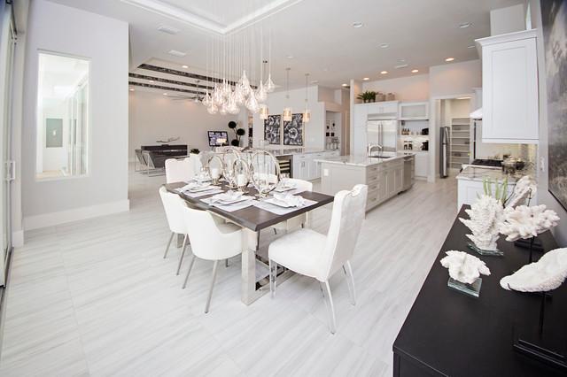 2016 Tundra Model - Moderne - Salle à Manger - Miami - par ...