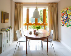 3 Bedroom House Renovation contemporary-dining-room