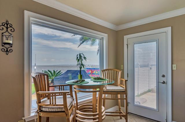3124 Coquina Gulf Breeze FL Tropical Dining Room