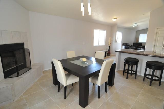 3601 N Avenida Albor Tucson AZ 85745 Modern Dining Room