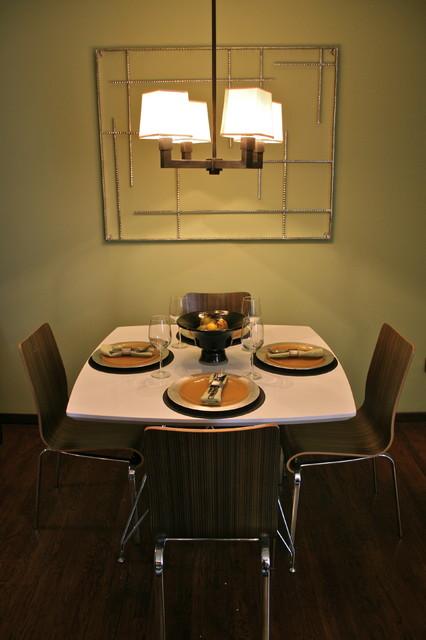3XX Queen Street modern-dining-room