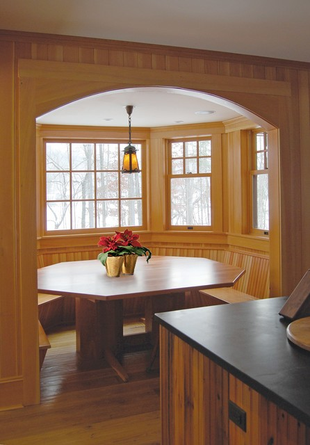 5-Star Energy Rated Home traditional-dining-room