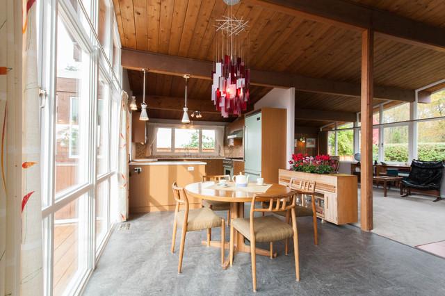 50's Classic West Coast Modern modern-dining-room