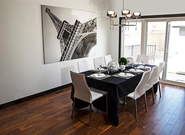 513 2nd Street East contemporary-dining-room