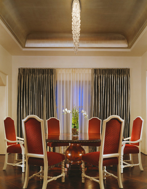 62nd Place modern-dining-room