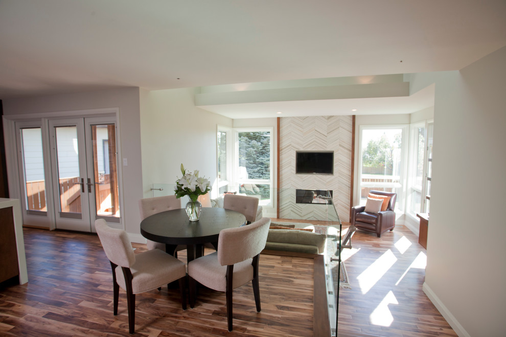 64 Coachwood Road - Contemporary - Dining Room - Calgary ...