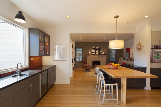 70s House Renovation contemporary-dining-room