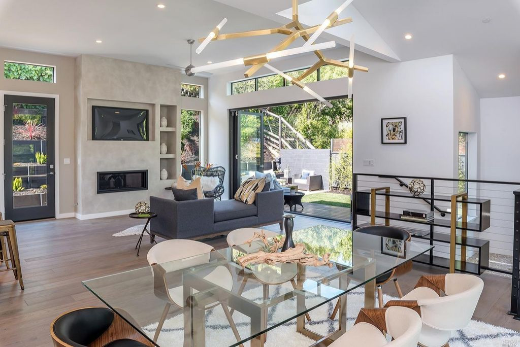 82 S. Knoll Rd | Mill Valley CA | Staging