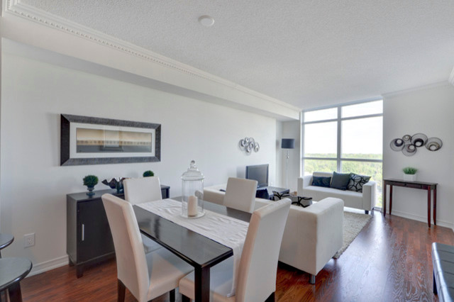 9 George St N modern-dining-room