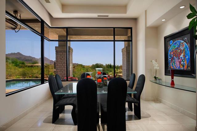 9290 E Thompson Peak Parkway #481 contemporary-dining-room