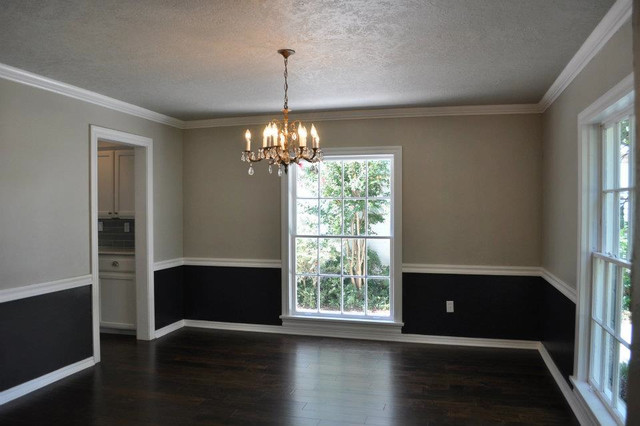 A 1940's Colonial complete renovation traditional