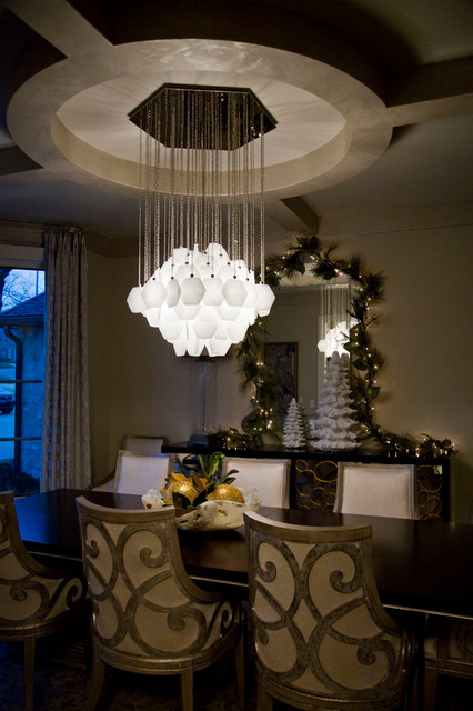 A Holiday House By Wilson Lighting S Las Hall