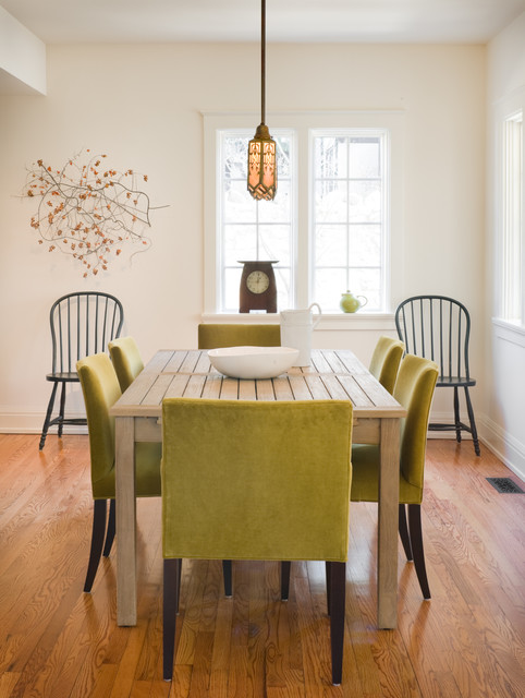 A Light Grace traditional-dining-room