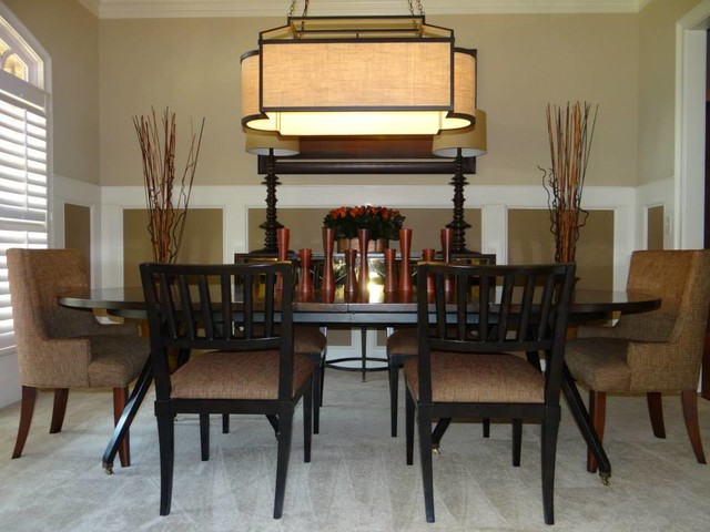 A New Dining Room Client Marsden traditional-dining-room