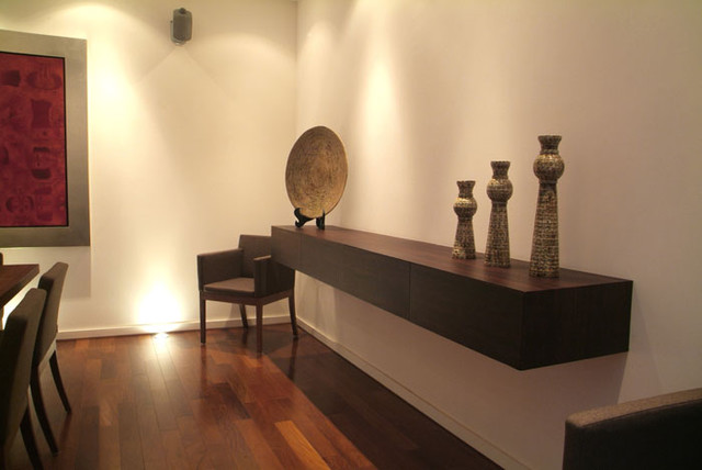 A.P. House contemporary-dining-room